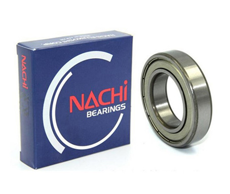 Original NACHI NU1018 bearing